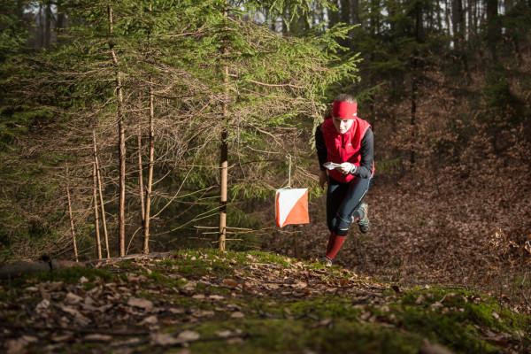 Orientační běh, Orienteering.