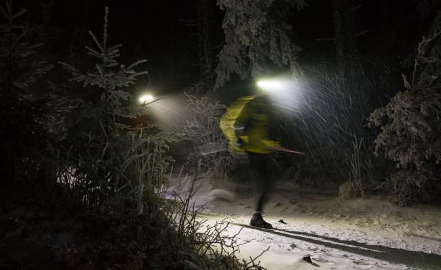Extrémní podmínky na Lysé Hoře. Autor: Lukáš Budínský (foto.lukasx.cz), Fotoaparát: Canon EOS 70D, Objektiv: 18-35mm