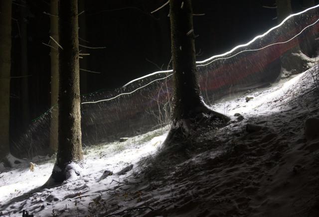 Čelovky na závodě LH24. Autor: Lukáš Budínský (foto.lukasx.cz), Fotoaparát: Canon EOS 70D, Objektiv: 18-35mm