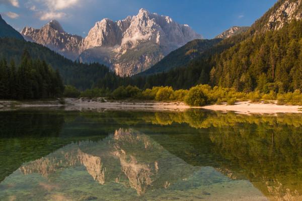Julské Alpy. Autor: Lukáš Budínský (foto.lukasx.cz), Fotoaparát: Canon EOS 500D, Objektiv: 17-50mm