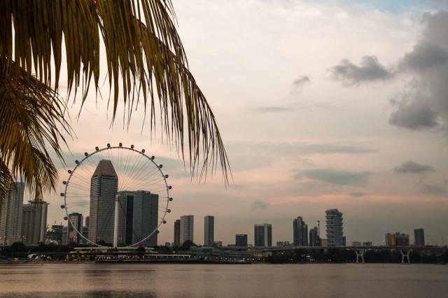 Singapore Flyer. Autor: Lukáš Budínský (foto.lukasx.cz), Fotoaparát: Canon EOS 500D, Objektiv: 17-50mm