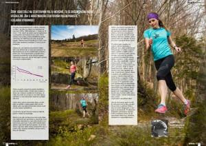 Ultra trail běh v časopise Powerful, Lukáš Budínský