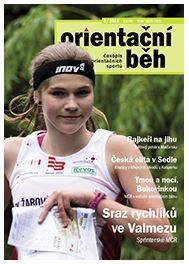 orientační běh MČR 2015, Lukáš Budínský