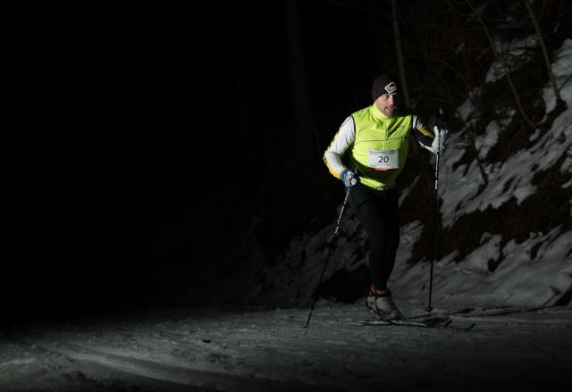 Závodník ValachyTour. Autor: Lukáš Budínský (foto.lukasx.cz), Fotoaparát: Canon EOS 70D, Objektiv: 18-35mm