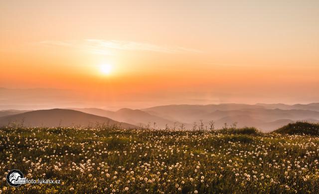 Kráľova Hoľa Nízké Tatry, Fotograf Lukáš Budínský